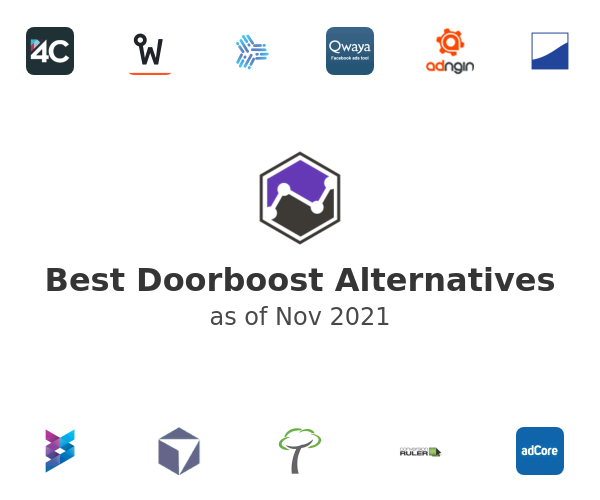 Best Doorboost Alternatives