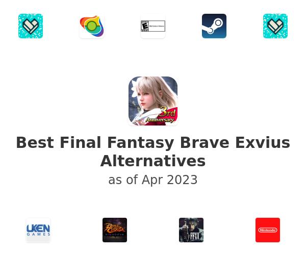 Best Final Fantasy Brave Exvius Alternatives