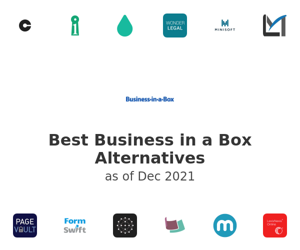 Best Business in a Box Alternatives