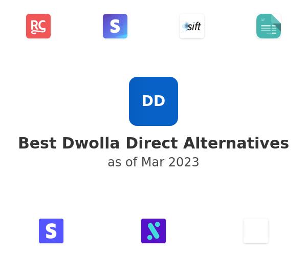 Best Dwolla Direct Alternatives