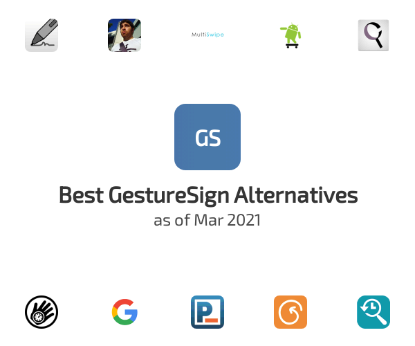 Best GestureSign Alternatives