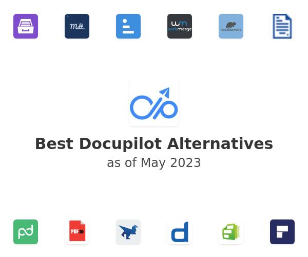 Best Docupilot Alternatives
