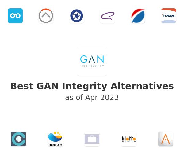 Best GAN Integrity Alternatives