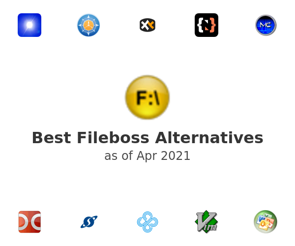 Best Fileboss Alternatives