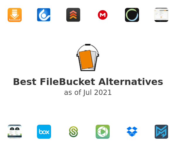 Best FileBucket Alternatives
