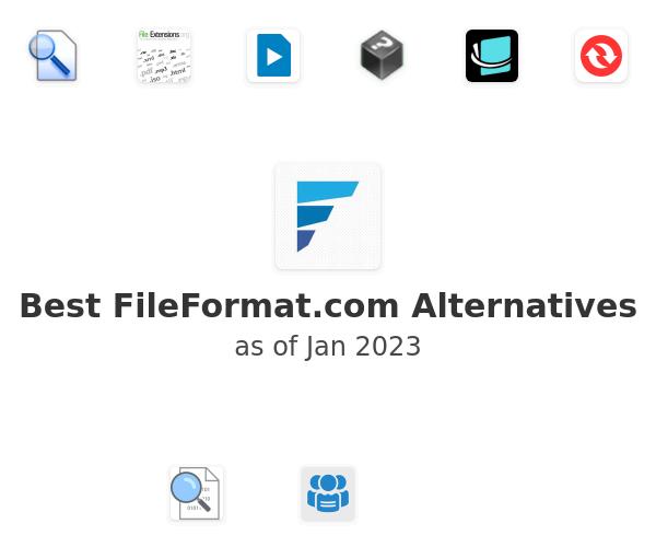 Best FileFormat.com Alternatives