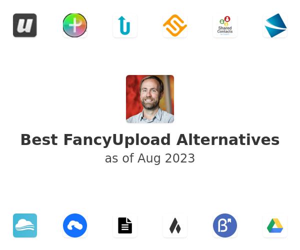Best FancyUpload Alternatives