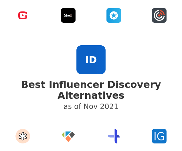 Best Influencer Discovery Alternatives