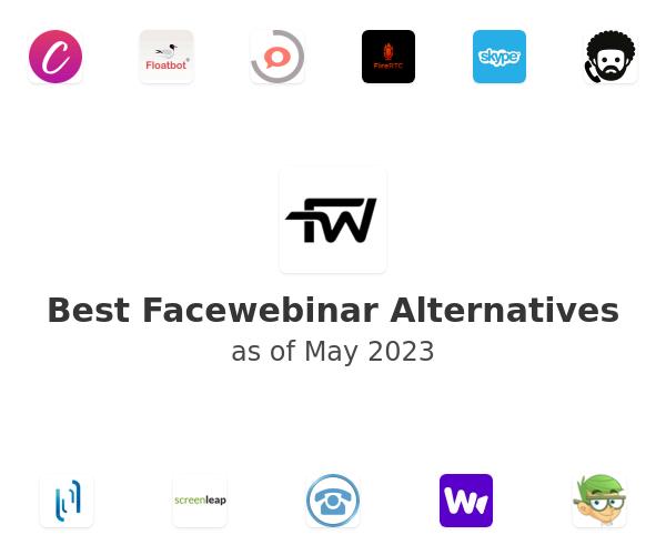 Best Facewebinar Alternatives