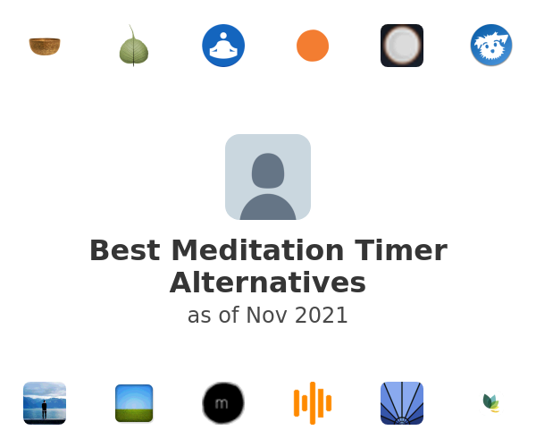 Best Meditation Timer Alternatives