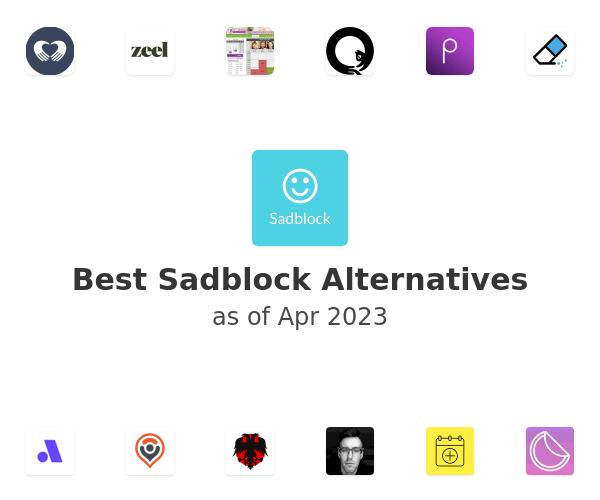 Best Sadblock Alternatives