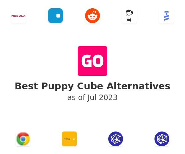 Best Puppy Cube Alternatives