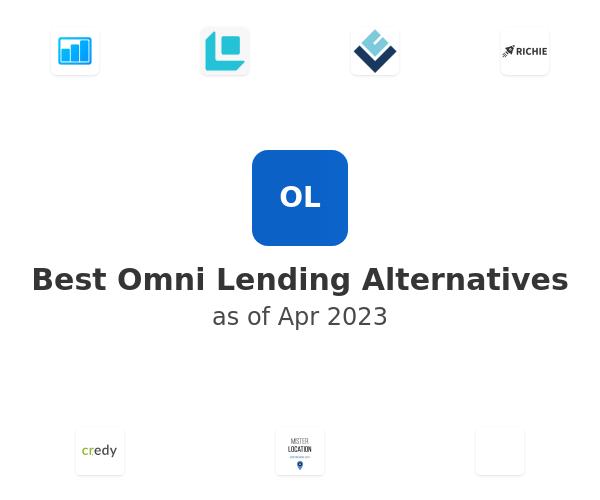 Best Omni Lending Alternatives