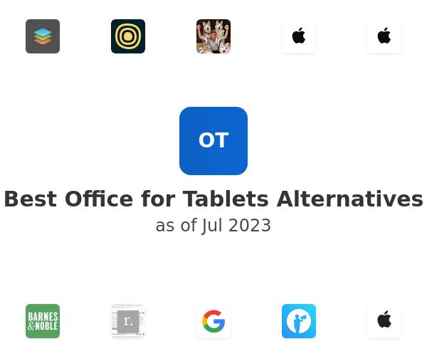 Best Office for Tablets Alternatives