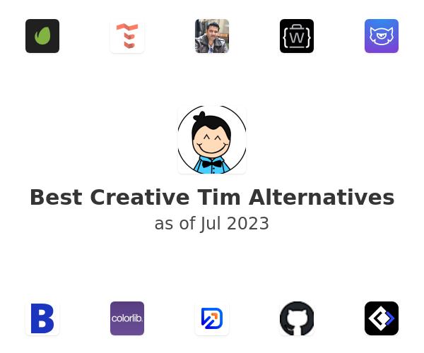Best Creative Tim Alternatives