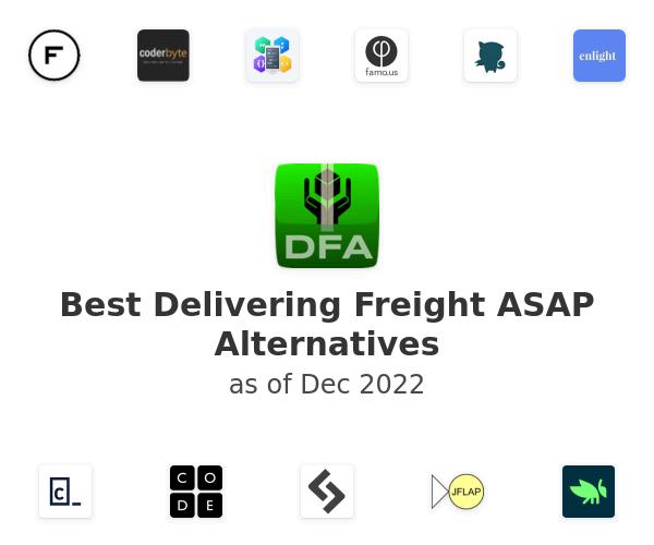 Best Delivering Freight ASAP Alternatives