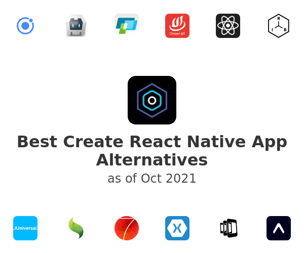 Best Create React Native App Alternatives
