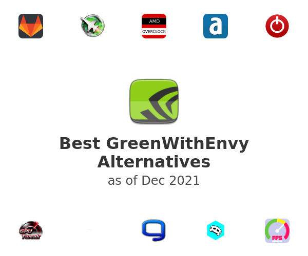 Best GreenWithEnvy Alternatives