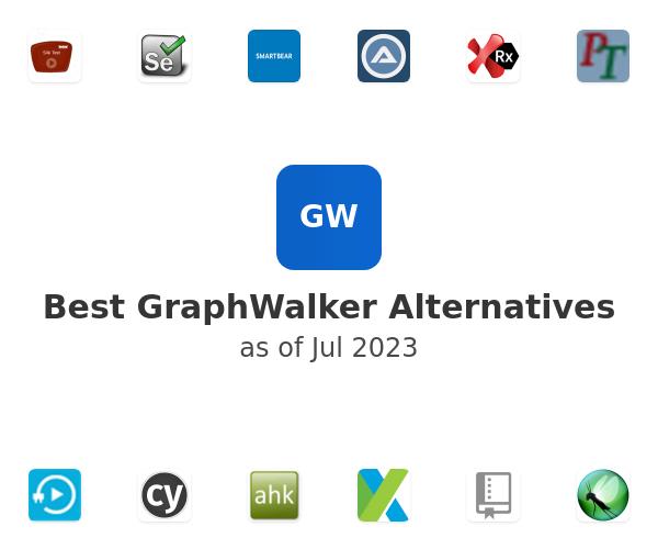 Best GraphWalker Alternatives