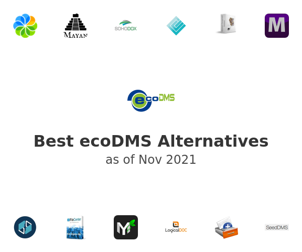 Best ecoDMS Alternatives