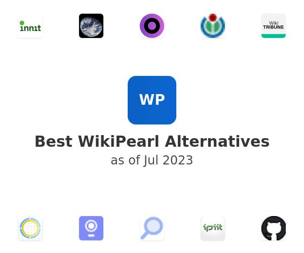 Best WikiPearl Alternatives