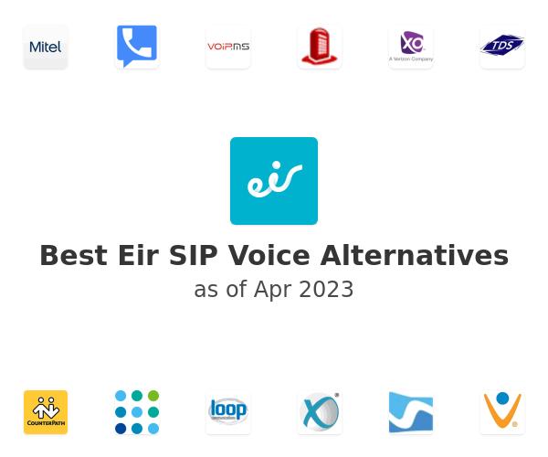 Best Eir SIP Voice Alternatives