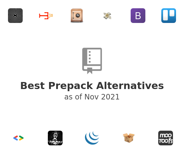 Best Prepack Alternatives