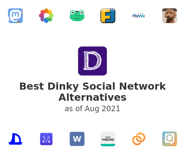 Best Dinky Social Network Alternatives