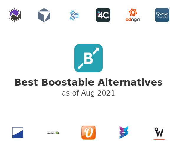 Best Boostable Alternatives