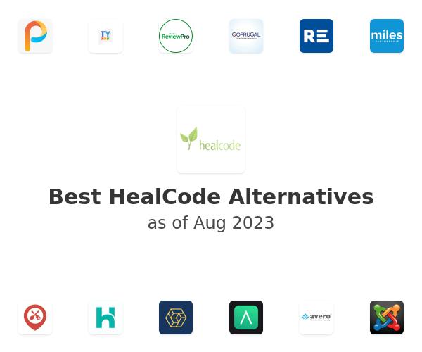 Best HealCode Alternatives