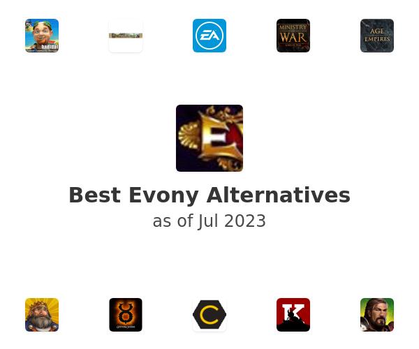 Best Evony Alternatives