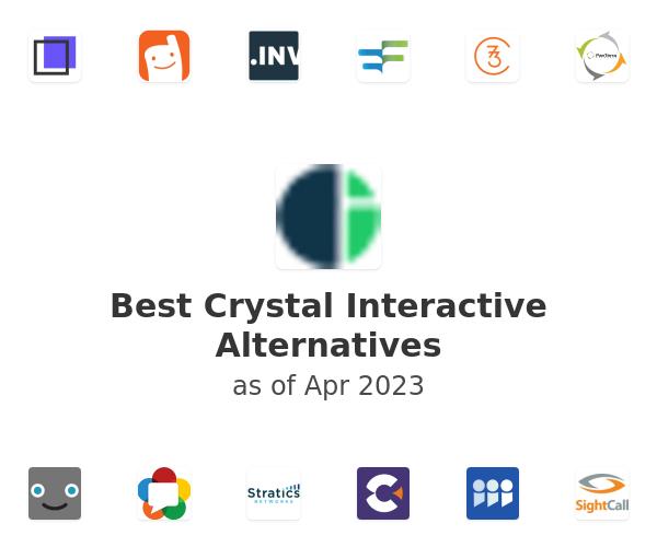 Best Crystal Interactive Alternatives