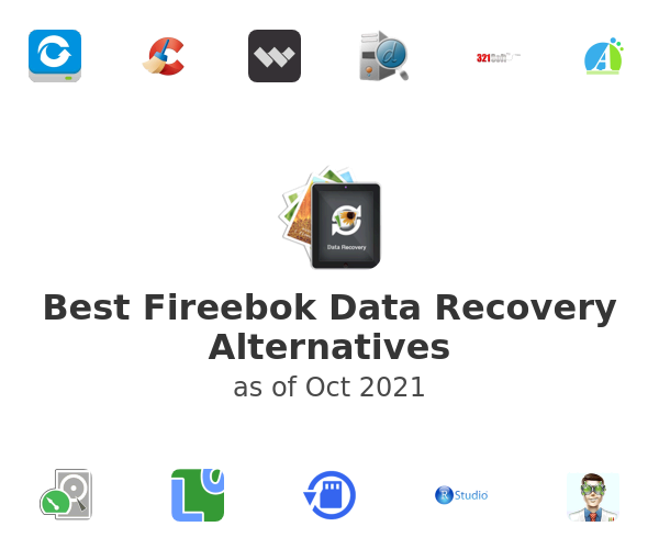 Best Fireebok Data Recovery Alternatives