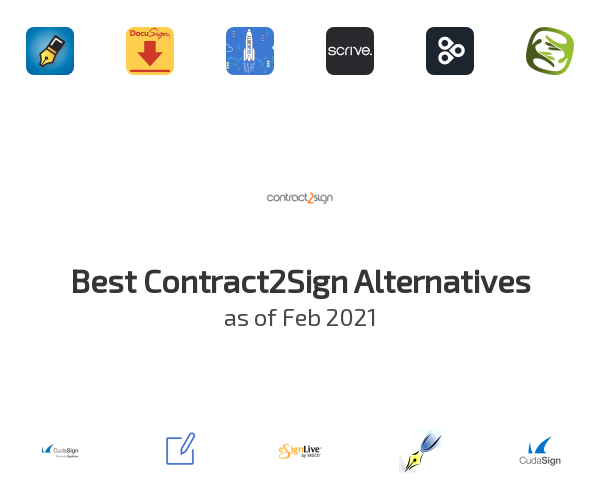 Best Contract2Sign Alternatives