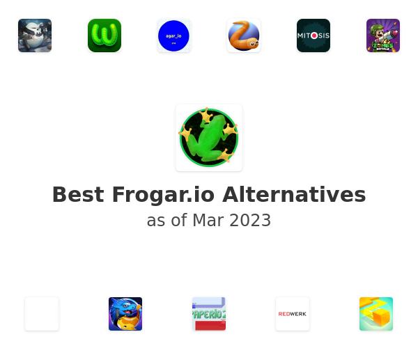 Best Frogar.io Alternatives