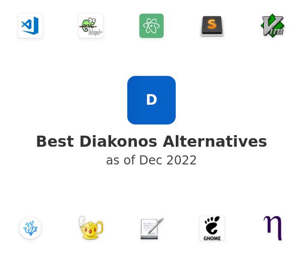 Best Diakonos Alternatives