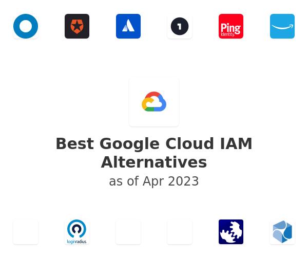 Best Google Cloud IAM Alternatives