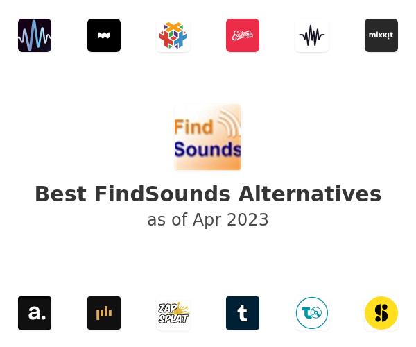 Best FindSounds Alternatives