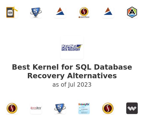 Best Kernel for SQL Database Recovery Alternatives