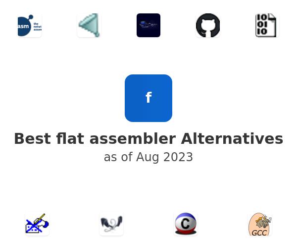 Best flat assembler Alternatives