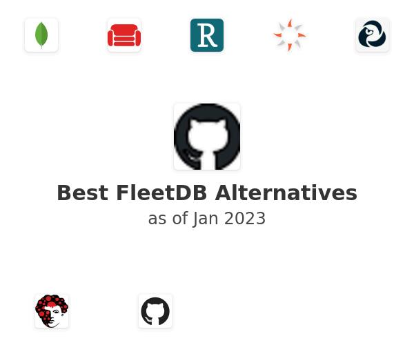 Best FleetDB Alternatives