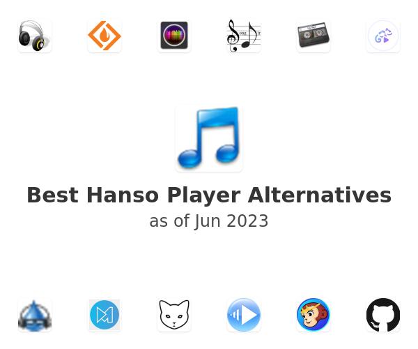 Best Hanso Player Alternatives