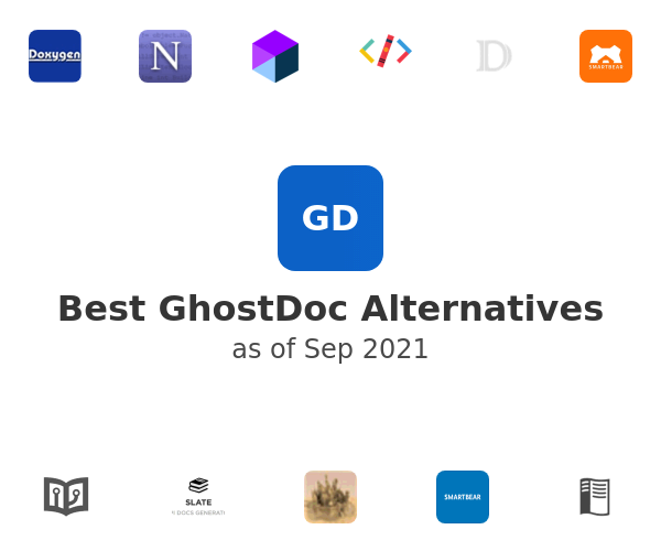 Best GhostDoc Alternatives