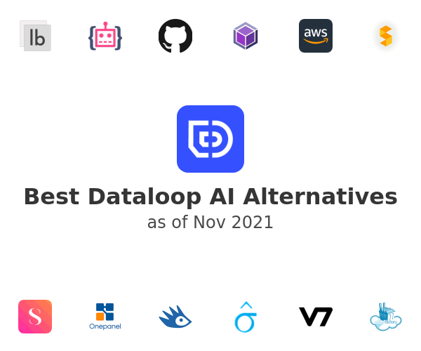 Best Dataloop AI Alternatives