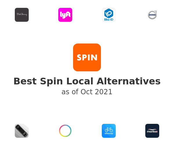 Best Spin Local Alternatives