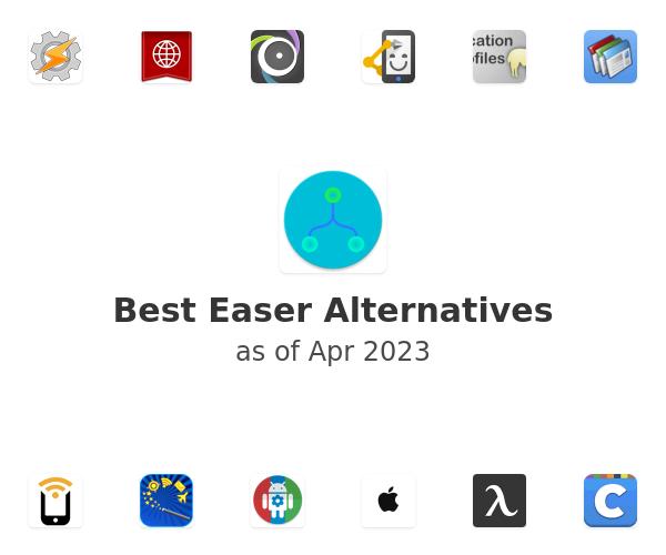 Best Easer Alternatives