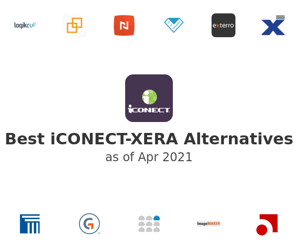Best iCONECT-XERA Alternatives