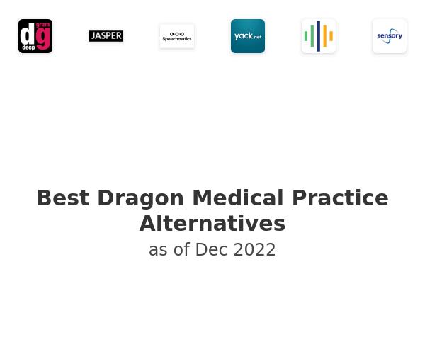 Best Dragon Medical Practice Alternatives