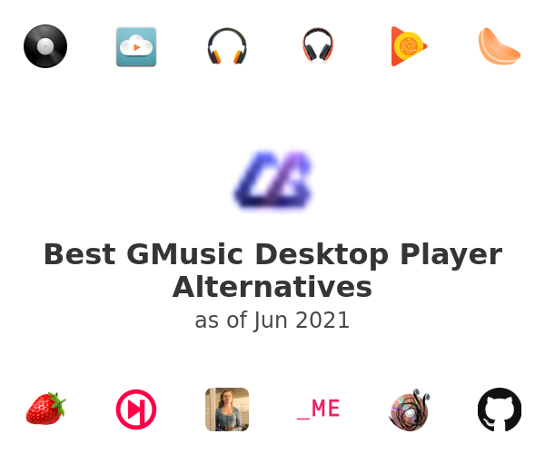 Best GMusic Desktop Player Alternatives