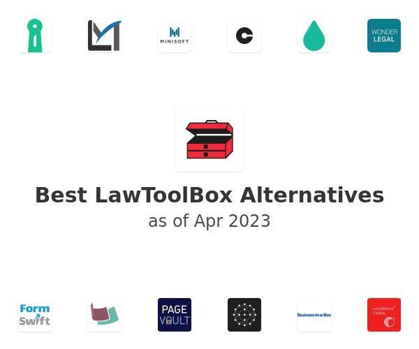 Best LawToolBox Alternatives